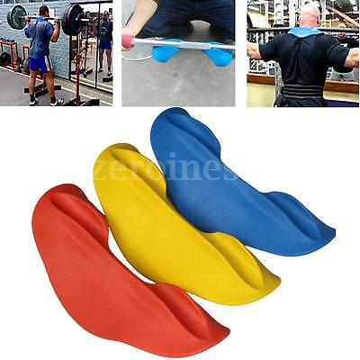Safety Squat Pad Shoulder Support Weight Lifting Arm Blaster Barbell Stabilizer