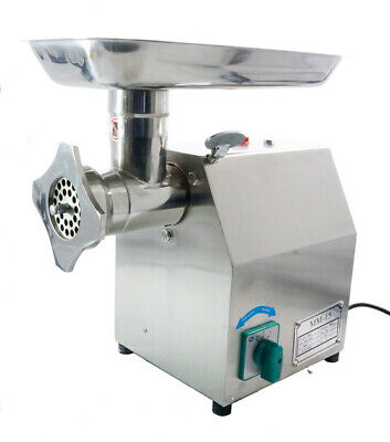 800w Commercial Meat Grinder 1hp Electric Mincer Sausage Filler Maker 150 Kg/Hr