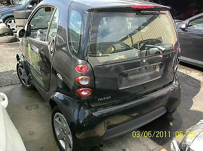 Smart Fortwo Bootlid/tailgate W450 06/03-11/07 03 04 05 06 07