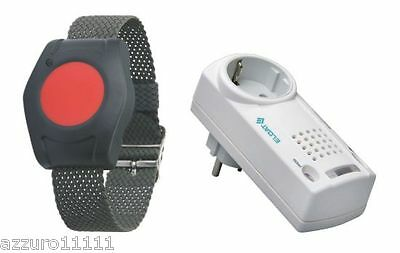 Eldat Care Call Set Pflegerufset Medical Alarm Senior Alarm