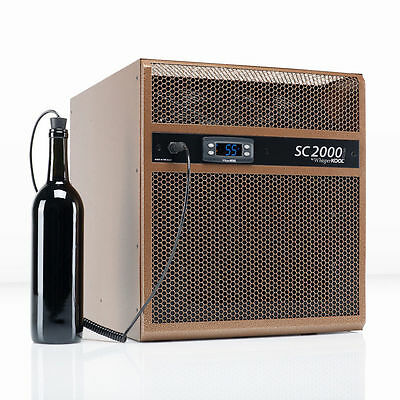 WhisperKOOL SC 2000i Through-Wall Wine Cellar Cooling System
