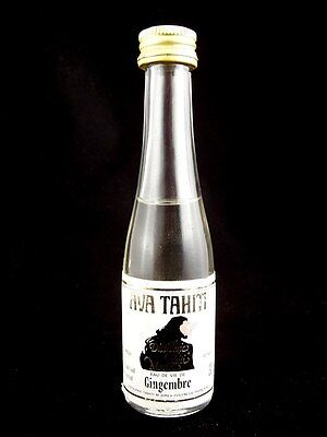 Miniature circa 1985 AVA TAHITI GINGEMBRE 30ml Isle of Wine