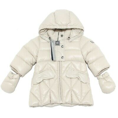 1972L ADD girl piumino giacca bimba jacket beige