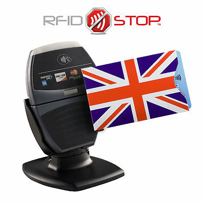 ✅ NEW RFID Blocking Sleeve Credit Debit Contactless Card Holder Protector LOT