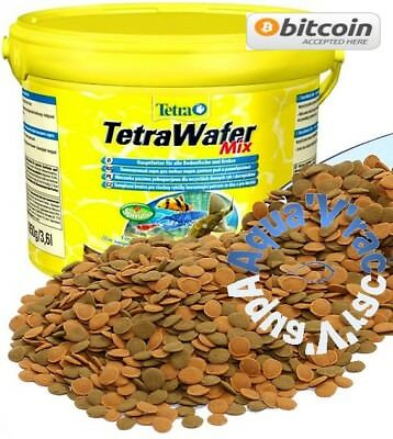 Nourriture wafermix Aliment poisson TetraWafer Mix 100ml  tetra wafer
