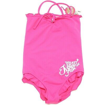 6488H costume intero mare bimba NOLITA pocket lily turf swimsuit swimwear kids