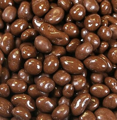Milk Chocolate Covered Raisins Sweets Kingsway Weight 100g to 3kg Bags