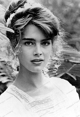 8x10 Print Brooke Shields Endless Love 1981 #BSE