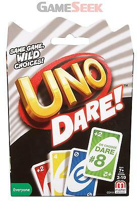 Uno Dare Card Game - Games/puzzles Card Games Brand New Free Delivery