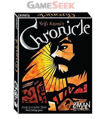 Chronicle - Games/puzzles Card Games Brand New Free Delivery
