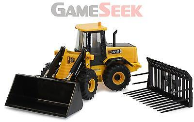 Britains 1:32 Jcb Farmaster - Action Figures/figures Farm Brand New