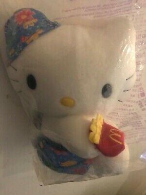 Hello Kitty Dear Daniel in swimming summer look unopened new promotion item