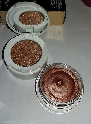 Tom Ford Golden Peach Cream & Powder Color For Eyes Eyeshadow Soleil Ltd Ed