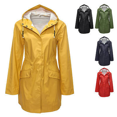 NEU Only Damen Übergangsjacke Regenjacke Mantel Jacke Parka Raincoat Color Mix