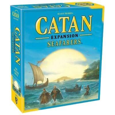 Settlers of Catan 5th Edition Seafarers Expansion
