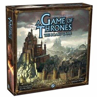 A Game of Thrones The Board Game: 2nd Edition Board Games Xmas Gift in Stock