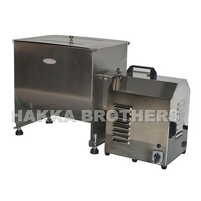 HAKKA 132Lbs Capacity Commercial Electric Meat Mixer FME60B (60Liters)