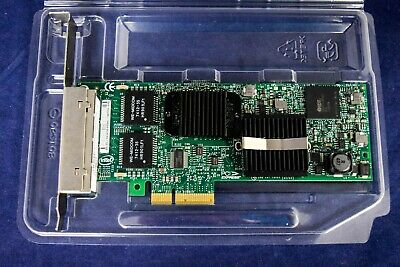 Dell Intel Pro/1000 Vt Pci-E Nic 4-Port Gigabit Server Adapter  Expi9404Vt Yt674