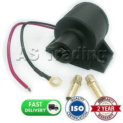 12V Electric Universal Petrol Diesel Fuel Fump Facet Posi Flow Style Car Van