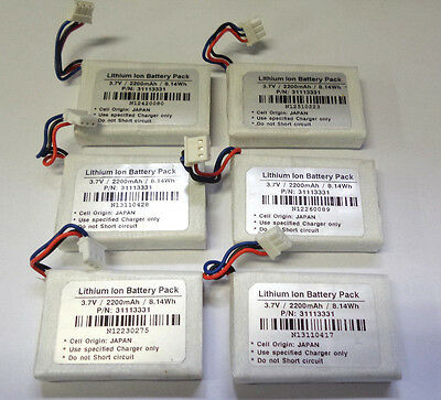 *NEW* Lithium Ion Battery Pack 3.7V 2200mAh 8.14Wh