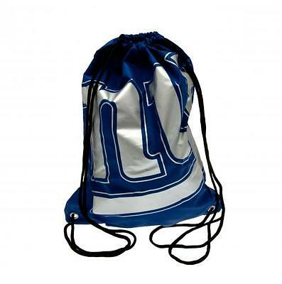 New York Giants Gym Bag FP School Gym Gift New Official Licensed NFL Product