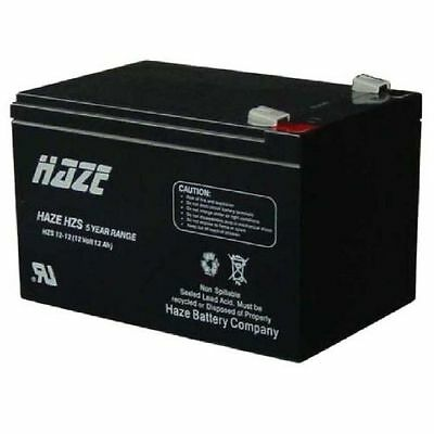 HAZE 12V 12ah MOBILITY BATTERY