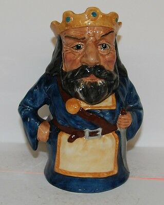 Manor Character Jug Medieval King *** Great Condition ***