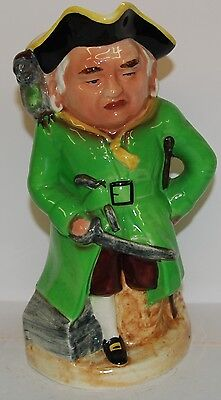 Burlington Character Jug Long John Silver *** Perfect ***