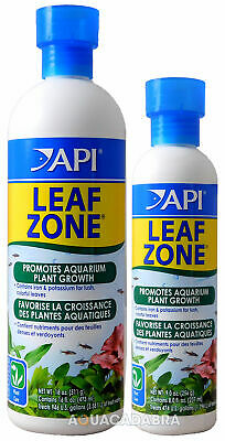 Api Leaf Zone Plant Food Growth Water Treatment Tropical Fish Tank Aquarium Root