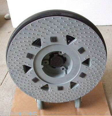 "2 MALISH 19"" TRI-LOK PAD DRIVER w/RISER & NP-9200 PLATE (fits most 20"" machines)"