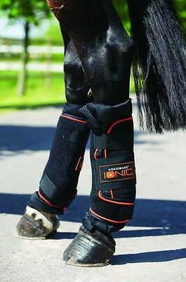 Horseware Rambo IONIC Circulation Therapy STABLE BOOTS Arthritis/RSI/Injury
