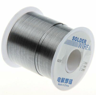 200G 1mm 63/37 Tin lead Rosin Core Soldering Wire Solder Welding FLUX 2.0%