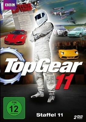 Top Gear - Staffel 11 * NEU OVP * 2 DVDs