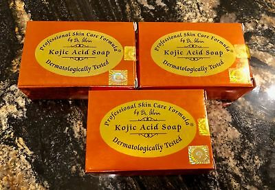 1 Dr Alvin Kojic Acid Soap from Professional Skin Care Formula 100% Authentic