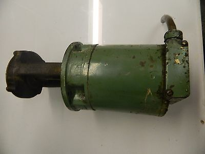 Gusher Coolant Pump, 9050-L, 1/4 HP, 240/480 V, Used, Warranty