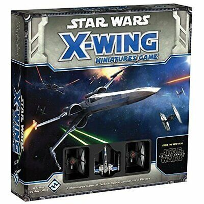 Star Wars X-Wing X Wing Miniatures Game Episode 7 The Force Awakens Core Set