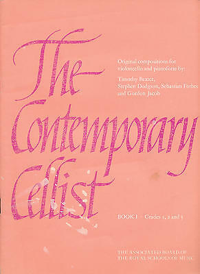 The Contemporary Cellist Book 1