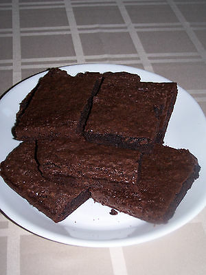 Gammy's country kithchen home made fudge brownies,one dozen