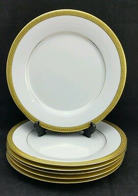 Boots Imperial Gold Pattern Dinner Plate, 27cm wide, 6 Available