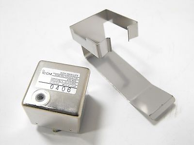 (1) Icom CR-612 High Stability Crystal Oscillator - 30 MHz w/ Mounting Clamp