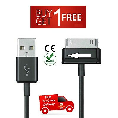 USB Data Cable Charger for Samsung Galaxy Tab 2 Tablet 7