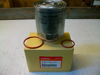 genuine honda civic / accord / crv diesel fuel filter 2006-2011