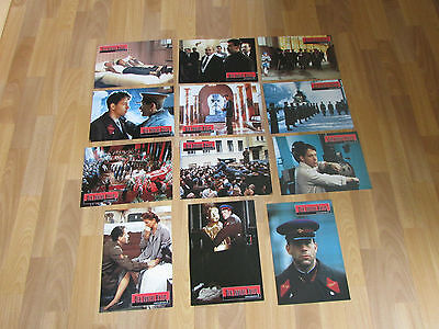 The INNER Circle 1991 KGB Officer & Stalin Film Original Foreign LOBBY Card Set
