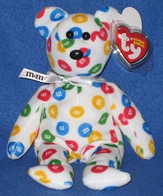 Retired Ty Mint With Mint Tags Ty Yummy The Bear Walgreens