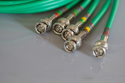 SDI CABLE Precision BELDEN 1505a  HD/SDI  75ohm  BNC ,7m , 27m ,37m,