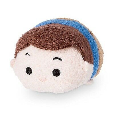 Disney Store Tangled Flynn Rider Tsum Tsum Plush 31/2 New With Tag