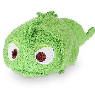 "Disney Tangled PASCAL Tsum Tsum Plush 3 ½"" Size New With Tag"