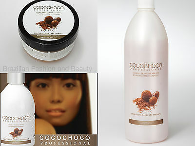 Cocochoco Brazilian Keratin Treatment Blow Dry Hair Straightening Kit Multi-List