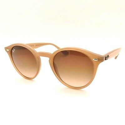 Ray Ban RB 2180 51mm 6166/13 Turtledove Brown Gradient Sunglasses New Authentic