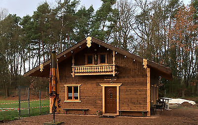 holzrahmenhaus rohbau bausatz selbstmontage fertighaus 7 38 x 8 60 meter eur. Black Bedroom Furniture Sets. Home Design Ideas